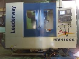 렌탈 가능.리더웨이 머시닝센터 MV-1100S. BT40. 8000rpm. 화낙0iMC.AICC.에어블로우