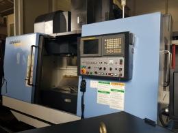 두산 VM410, 화낙 21iMB, BT40, 12000 RPM, ATC 24EA, AI-NANO(180블럭선독),
