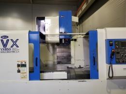 위아머시닝센터 VX650.BT40.10000rpm.스핀들오일쿨러.