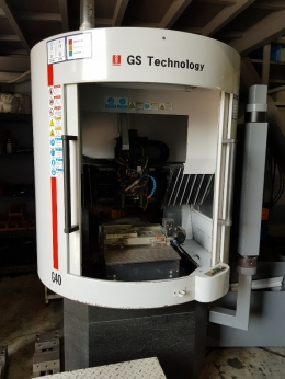GS 고속가공기 G-40 NA (2대 보유)