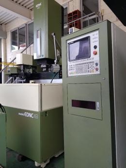 EDNC43, MGE, MAKINO, 마키노중고방전기