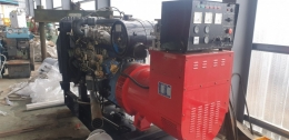 발전기 155kw
