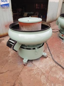 바렐연마기, 바렐연마기계, 진동 수동 200L