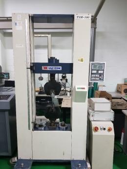만능재료시험기 (기계식 10톤)