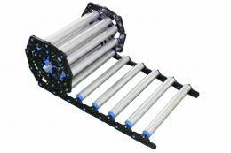 ALL 알루미늄 롤러 카페트 / 매트 컨베이어