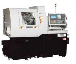XE35 (주)한화 대리점 CNC복합선반 CNC자동선반 XE35