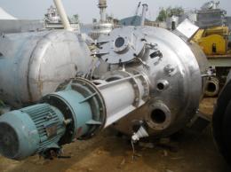 반응기(3중),3중믹싱탱크