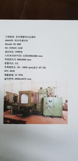 HC800