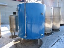 발효탱크 2.5톤 2중보온 내부동코일