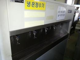 업소용냉온정수기