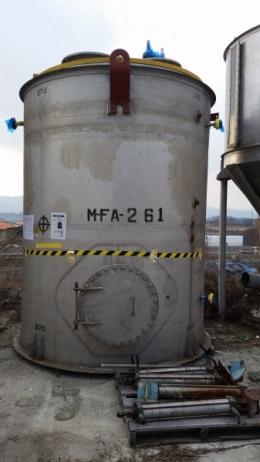 저장탱크 16루베 [16톤]