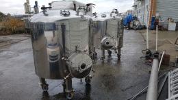 1.2톤 저장탱크[압력용기]