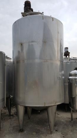 5톤 3중자켓교반탱크