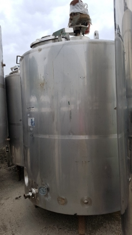 3톤 3중자켓교반탱크