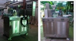 진공압출기(vacuum extruder machine)