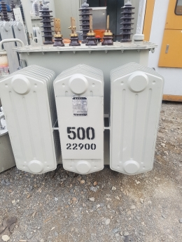 500kva22.9kv/3800v-220v 변압기, 중고변압기