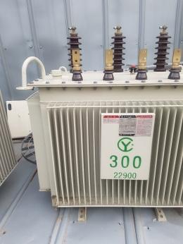300kva  표준  전압  변압기,중고변압기