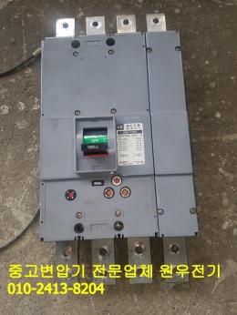 LS산전 MCCB 4P 1000A 차단기, 중고차단기