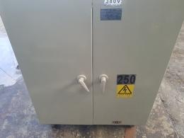 TR 250kva 380/220 다운/승압 변압기, 건식, 중고변압기