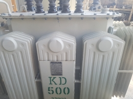 TR 500kva 22.9kv 380/220v 중고변압기, 변압기