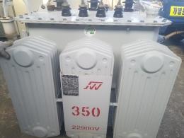 TR 350kva 22.9kv 380/220v 중고변압기, 변압기
