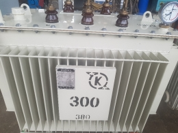 TR 300kva 220/380v 다운/승압 변압기, 중고변압기