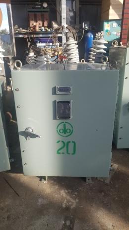 TR 20kva 380/220v 복권 건식변압기, 중고변압기