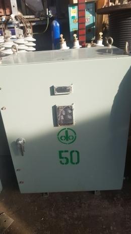 TR 50kva 380/220v 다운/승압 건식변압기, 중고변압기