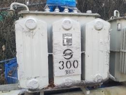 300kva 380/220v 다운/승압  변압기, 중고변압기