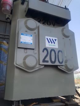 TR200kva 220/380v 중고변압기, 변압기