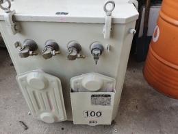 TR100KVA 440/220v 다운/승압 변압기, 중고변압기