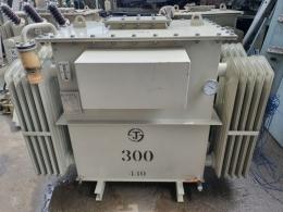 TR300kva 440/380v 중고변압기, 변압기
