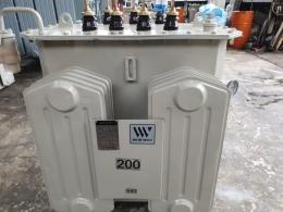 TR200kva 440/380v 변압기
