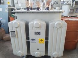 TR400kva 440v/220v 중고변압기, 변압기