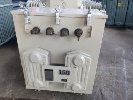 TR150kva 220v/380-220v 중고변압기, 변압기