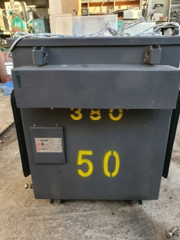 TR50kva 380/220v, 중고변압기, 변압기