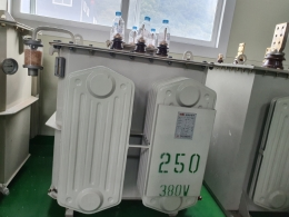 TR 250kva 380/220 다운/승압 변압기, 중고변압기