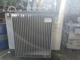 TR 800kva 6600/220v, 중고변압기, 변압기