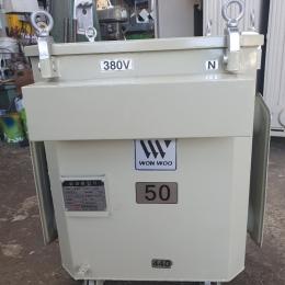 TR 50kva 380/440v, 중고변압기, 변압기
