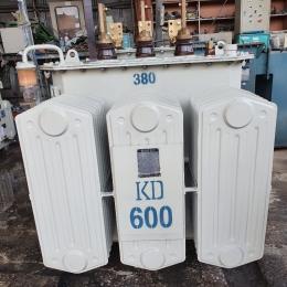 TR 600kva 380/220v, 중고변압기, 변압기