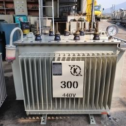 TR300kva 380/460v 중고변압기, 변압기