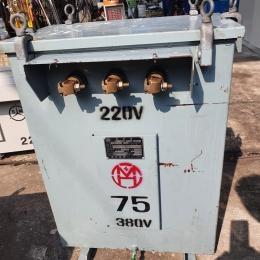 TR 75kva 380/220v, 중고변압기, 변압기