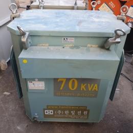 TR 70kva 380/220v, 중고변압기, 변압기