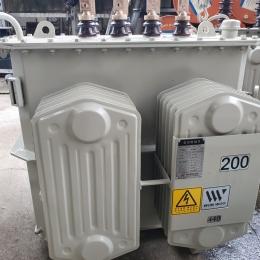TR 200kva 440v/380v 변압기, 중고변압기