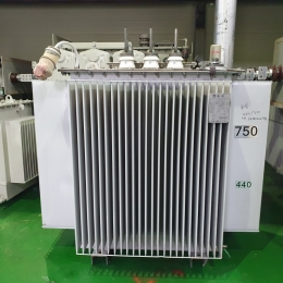 TR 750kva 220v/440v 변압기, 중고변압기