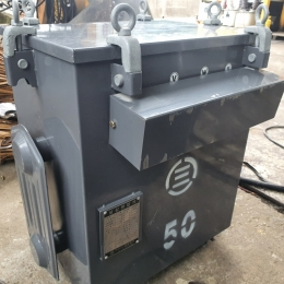 TR 50kva 380/220v 변압기, 중고변압기