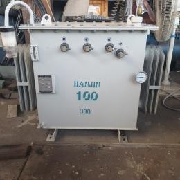 TR100kva 220/380-220v 중고변압기, 변압기