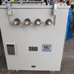 TR200kva 220/380v 변압기, 오일타입