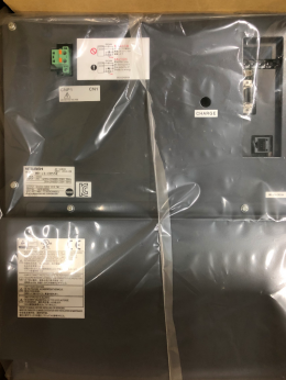 MITSUBISHI SERVO CONVERTER UNIT MR-J3-CR55K (미사용)