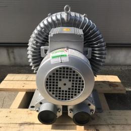 DHB-600PH 4마력 1단 삼상 220/380V 3kW 링블로워 링브로워 브로워 송풍기